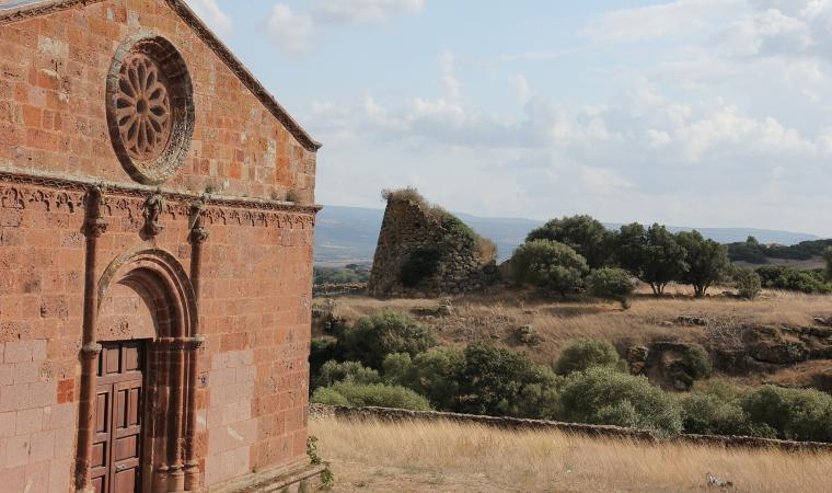 Chiesa e nuraghe di san Giorgio - Perfugas