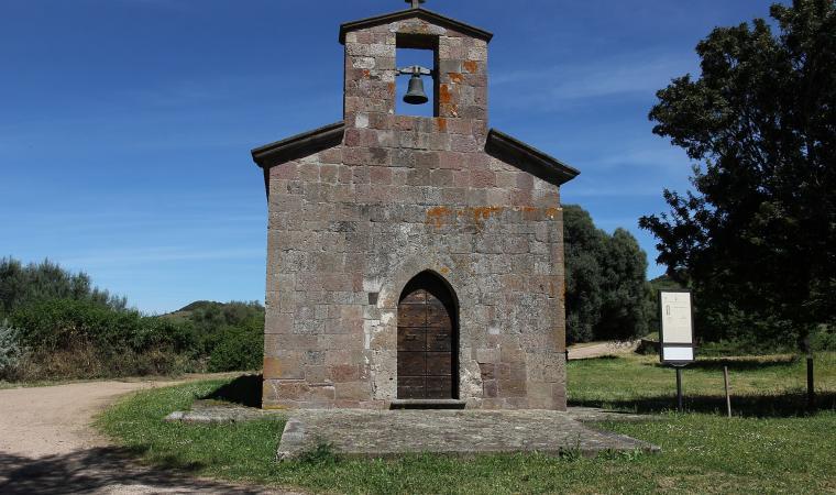 Chiesa di santa Vittoria de su Sassu - Perfugas