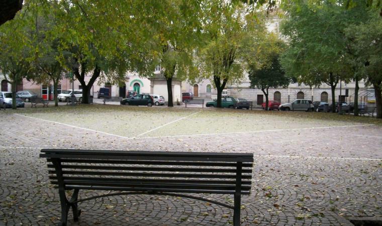 Piazza Marconi - Nughedu san Nicolò