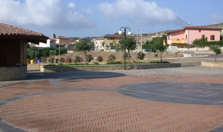 Piazza san Vincenzo - Siris