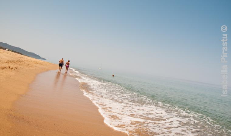Spiaggia Piscinas - Costa Verde