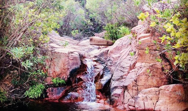 Piscine naturali di Monte Ferru - Gairo Sant'Elena