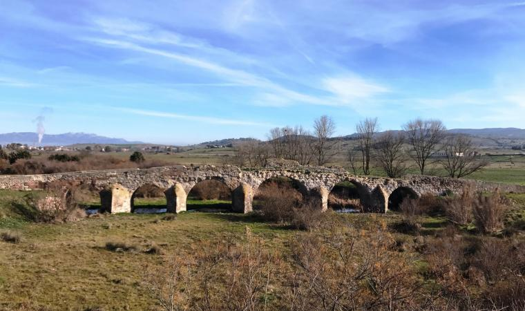 Pont'ezzu, ponte romano - Ozieri
