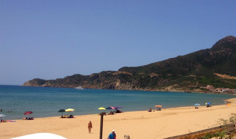 Portixeddu, spiaggia - Buggerru