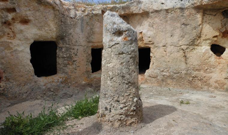 Su Crucifissu mMannu, necropoli - Porto Torres