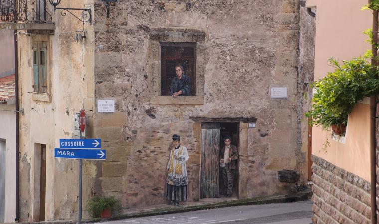 Centro storico - Pozzomaggiore