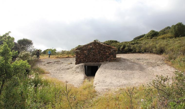 Necropoli di Monte Siseri - Putifigari