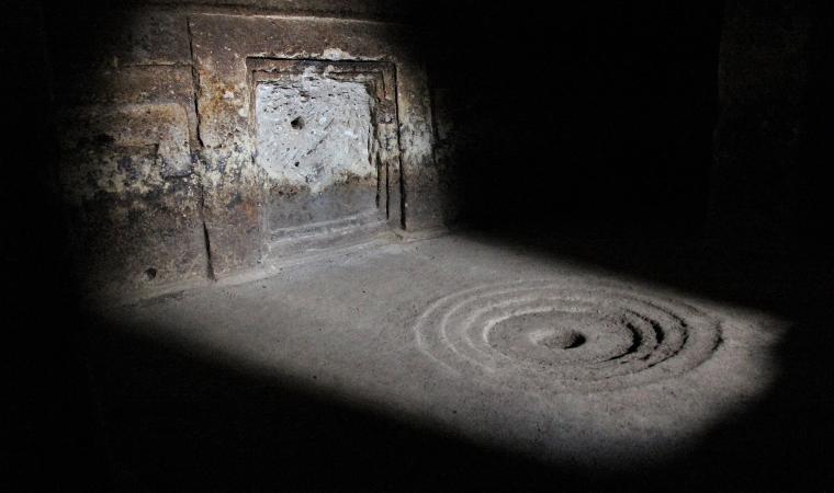 Necropoli di Monte Siseri,  domu de s'Incantu  - Putifigari