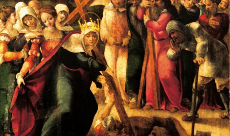 Retablo di sant'Elena - Benetutti