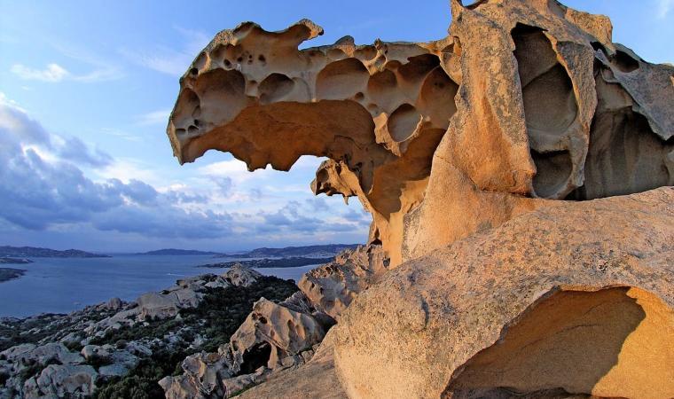 Roccia dell'Orso - Palau