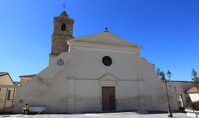Chiesa della Madonna degli Angeli - Romana