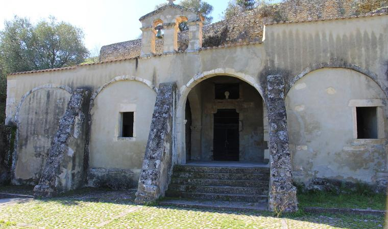 Santuario di san Lussorio - Romana