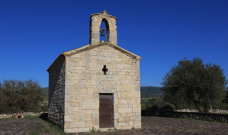 Chiesa di santa Maria Ispidale - Romana