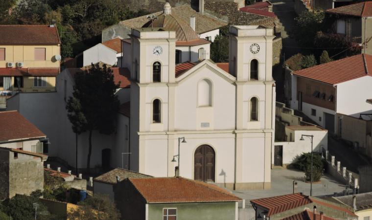Chiesa di san Nicola - San Nicolò Gerrei
