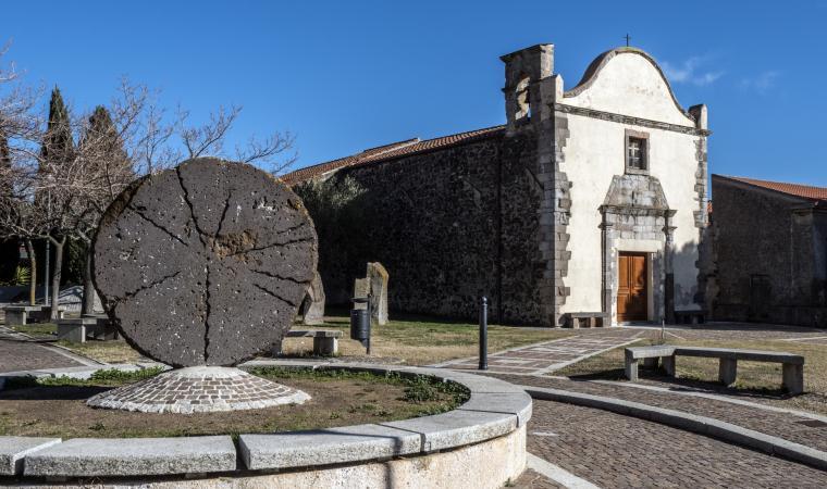 Chiesa Sa Itria - Silanus