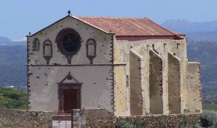 Chiesa di san Bachisio - Bolotana