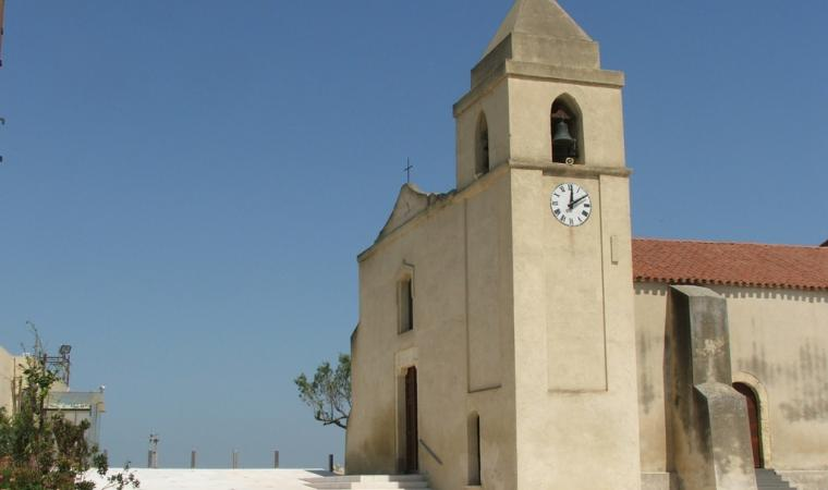 Parrocchiale di san Giacomo - Soleminis