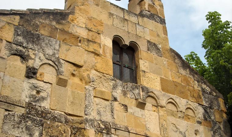 Chiesa di san Leonardo, facciata - Masullas