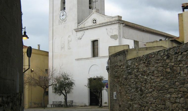 Chiesa di san Michele arcangelo -Villasalto