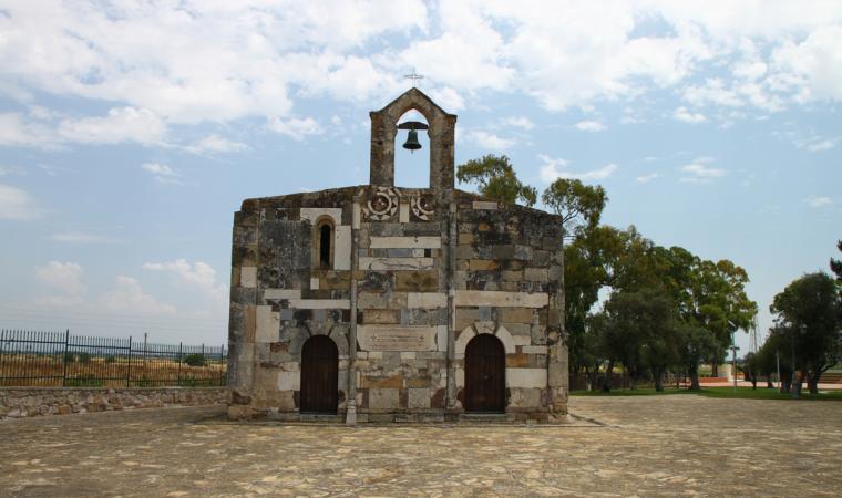 Chiesa di san Platano - Villaspeciosa