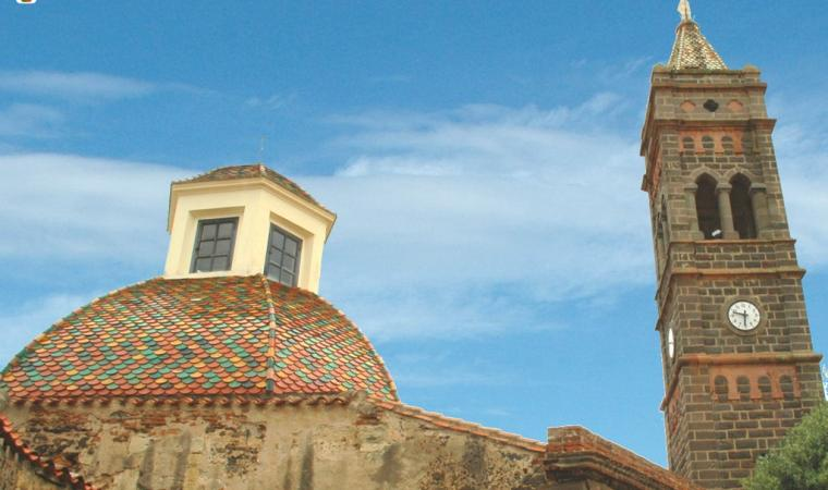 Chiesa di san Sebastiano - Milis