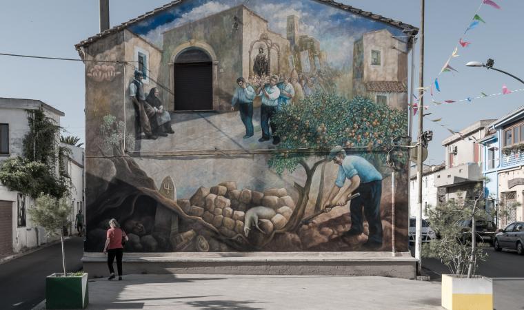 Murale - San Sperate