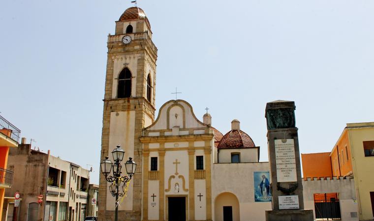 Parrocchiale di santa Barbara - Senorbì