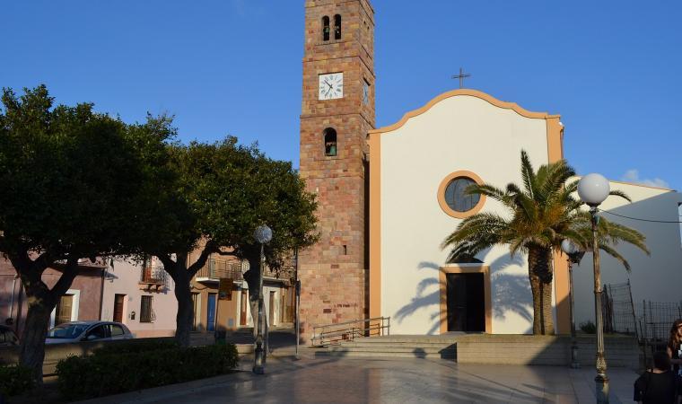 Chiesa di santa Maria d'Itria - Portoscuso