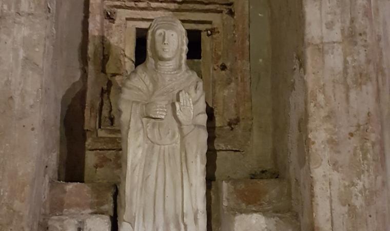 Cripta di santa Restituta - Cagliari