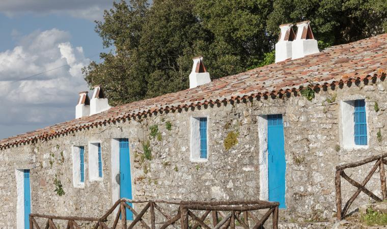 Monte Gonare,cumbessias