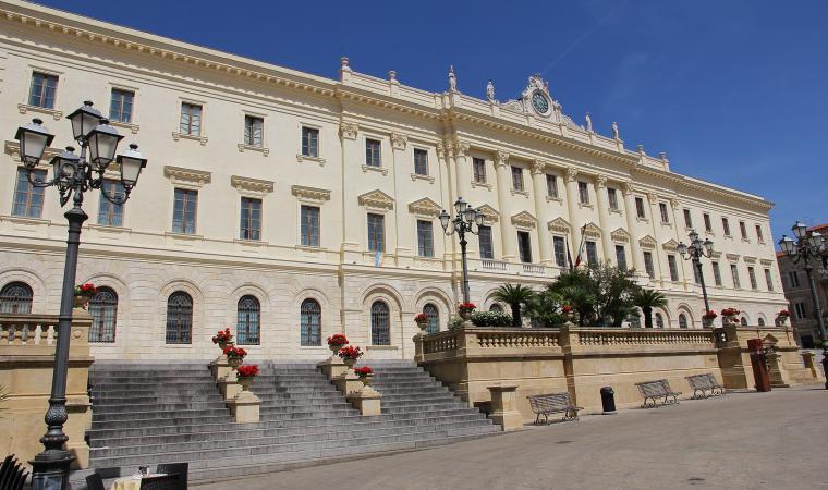 Palazzo della Provincia - Sassari