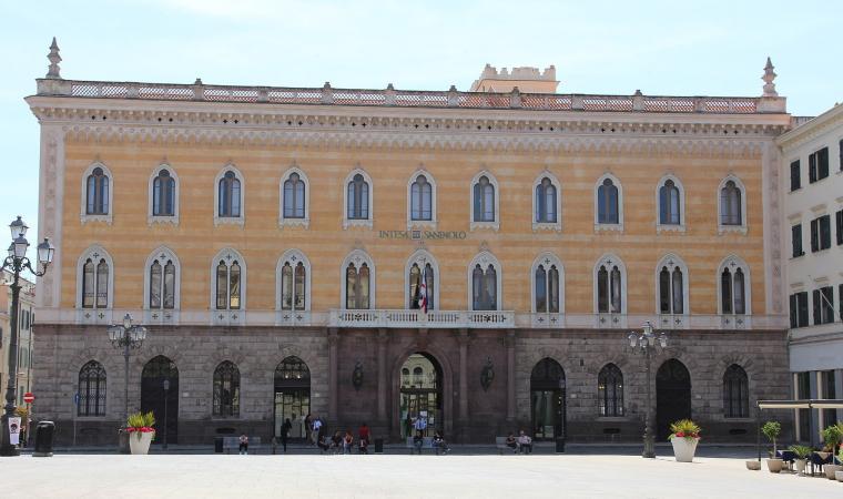 Palazzo Giordano - Sassari
