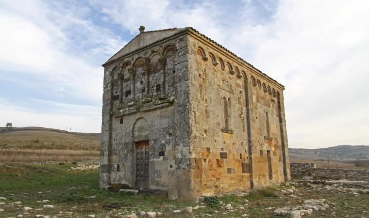 Chiesa romanica - Semestene