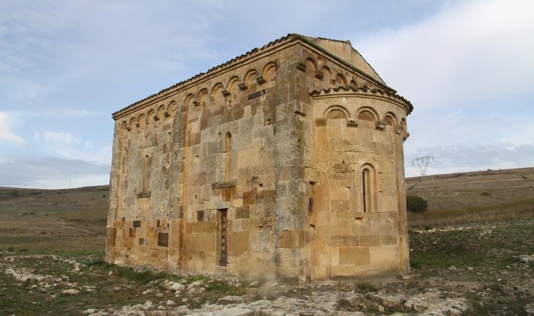 San Nicola di Trullas, Semestene - SS
