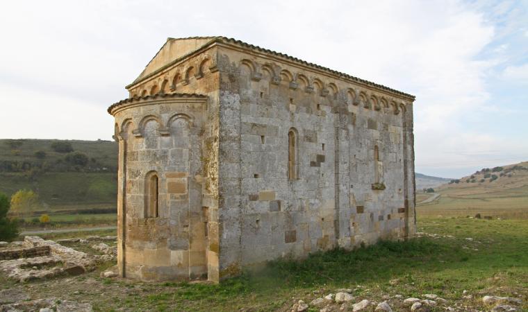Chiesa san Nicola di Trullas - Semestene