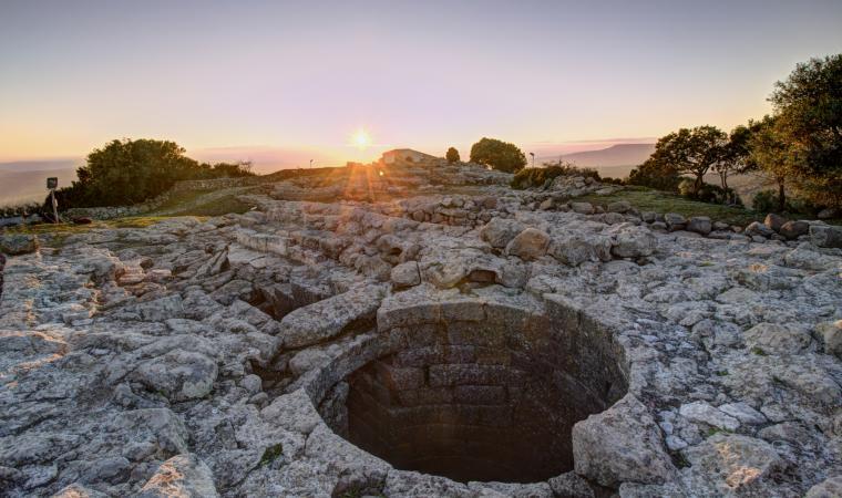 Santa Vittoria, pozzo sacro - Serri