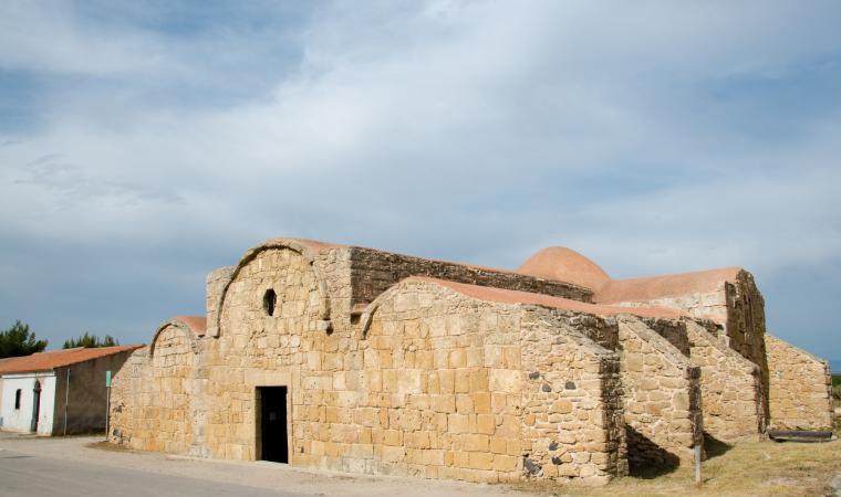 Chiesa San Giovanni - Cabras