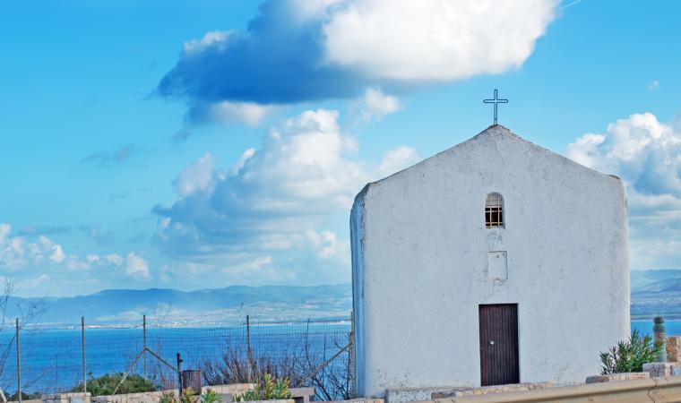 Chiesa di san Gavino a mare, Balai vicino - Portotorres