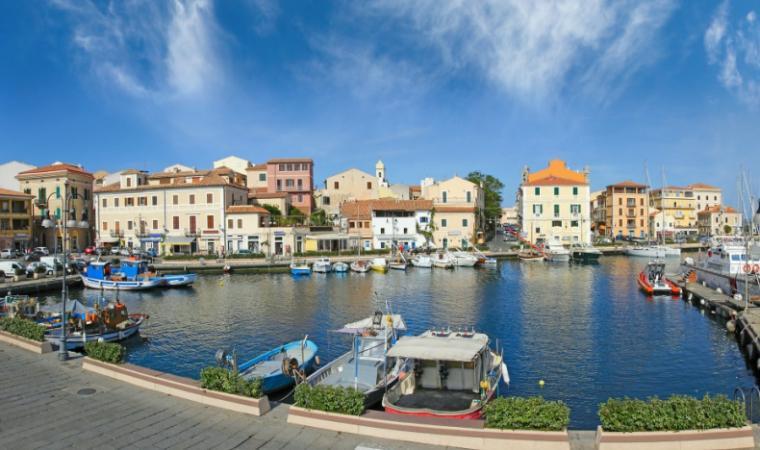 La Maddalena - Porto