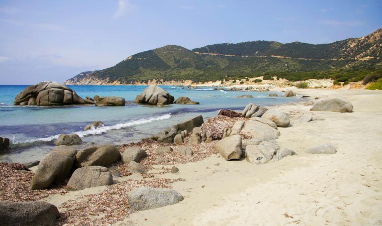Spiaggia di Capo Boi - Villasimius
