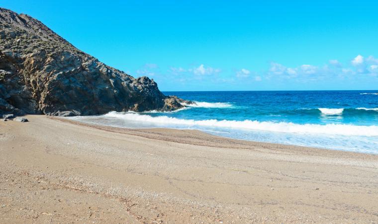 Spiaggia Argentiera - Sassari