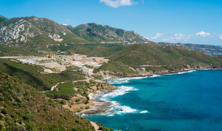 Costa del Sulcis, Masua - Iglesias