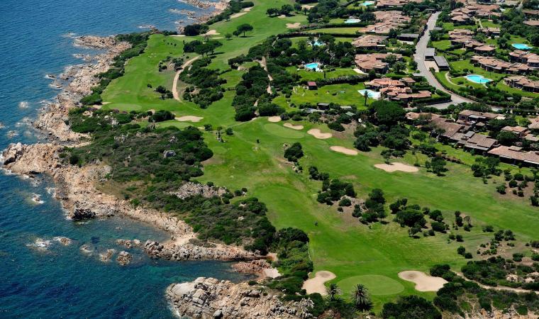 Puntaldia, golf -  San Teodoro