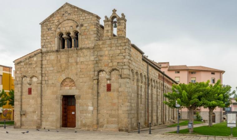 Chiesa di San Simplicio - Olbia
