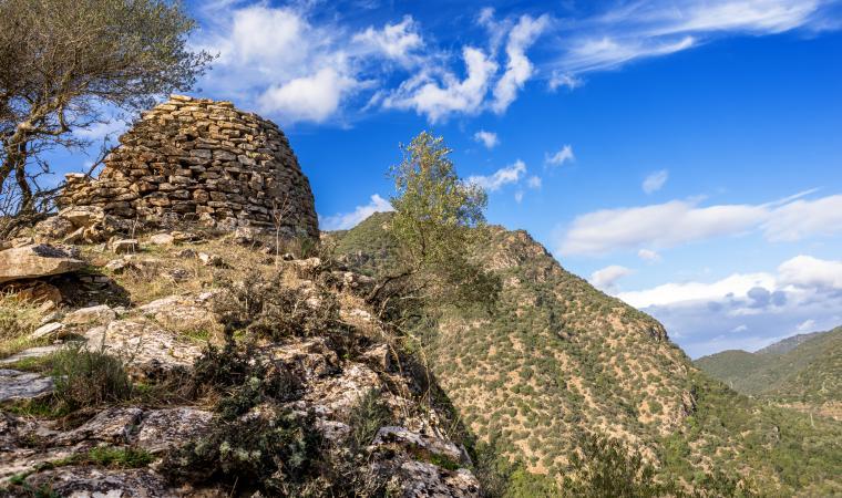 Nuraghe Serra Medau - Villasalto