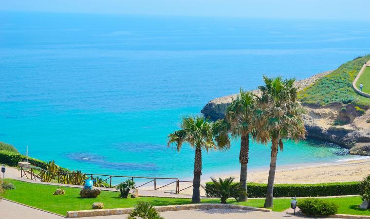 Parco Chico Mendes, spiaggia Balai - Portotorres