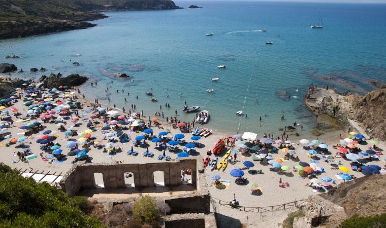 Spiaggia di Masua - Iglesias