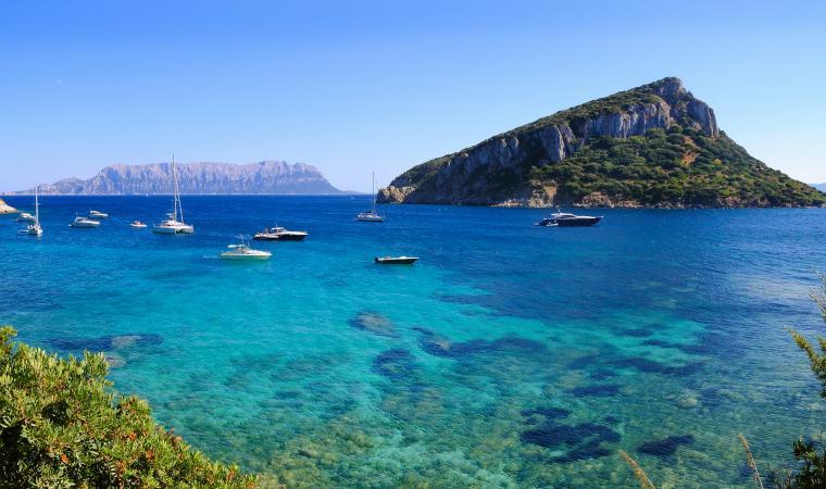 Isola di Figarolo - Golfo Aranci