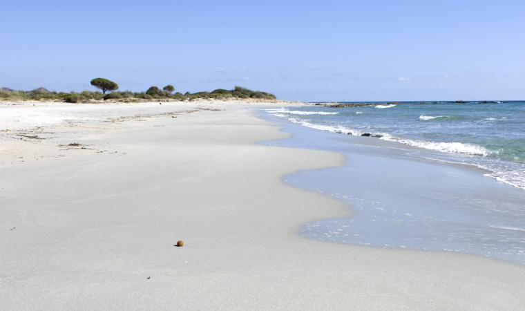 Spiaggia di Bidderosa - Orosei