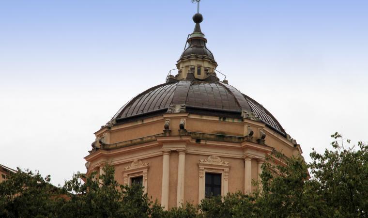 Cupola cattedrale di Oristano